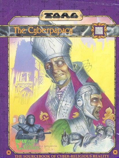 The Cyberpapacy: the Cosm of Cyber-Religious Reality