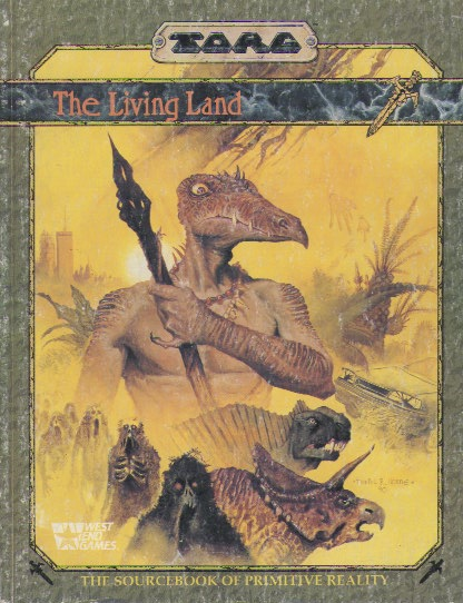 The Living Land: The Cosm of Primitive Reality