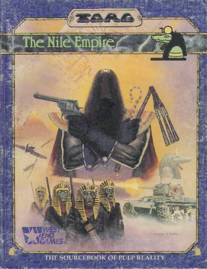 The Nile Empire: The Cosm of Pulp Reality