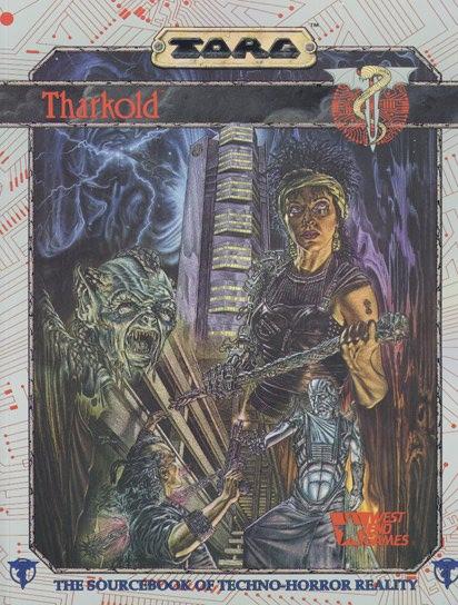 Tharkold: The Cosm of Techno-Horror Reality